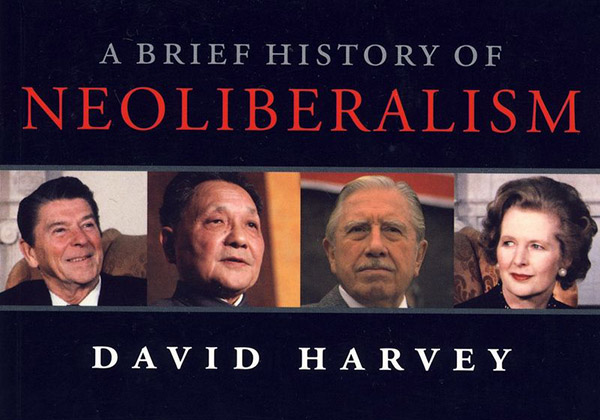 brief history of neoliberalism harvey