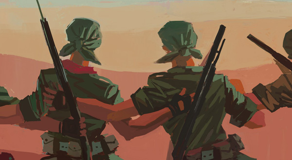 rojava without state