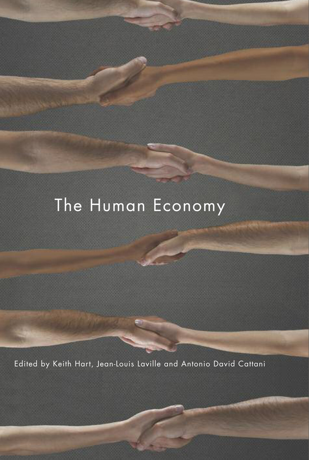 The Human Economy Frontcover